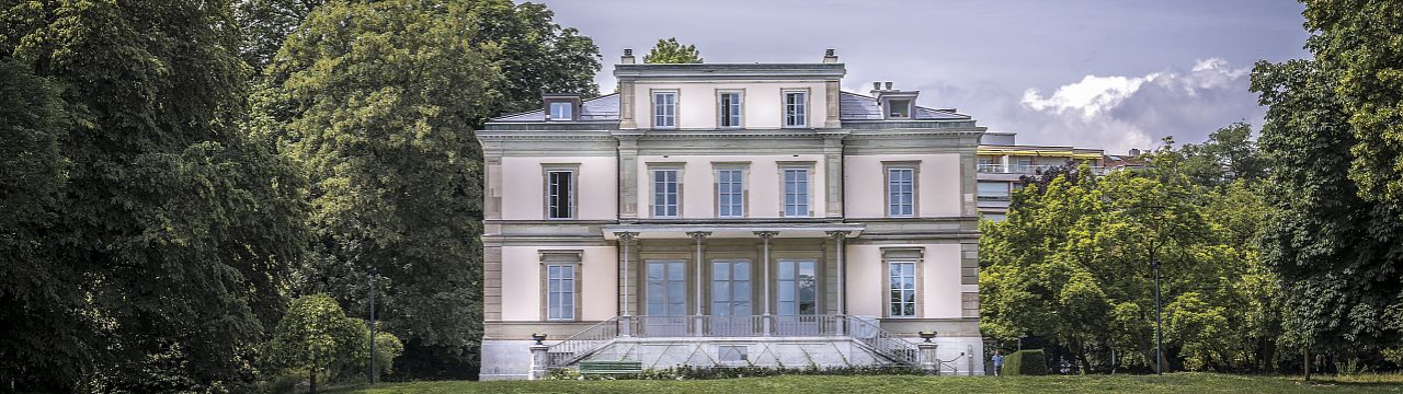 Picture of the Villa Moynier