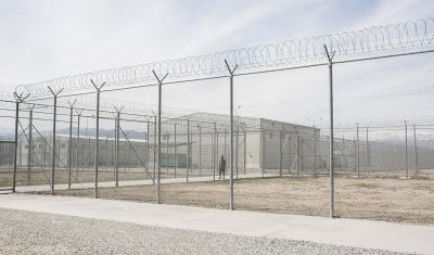 Afghanistan, Parwan detention facility