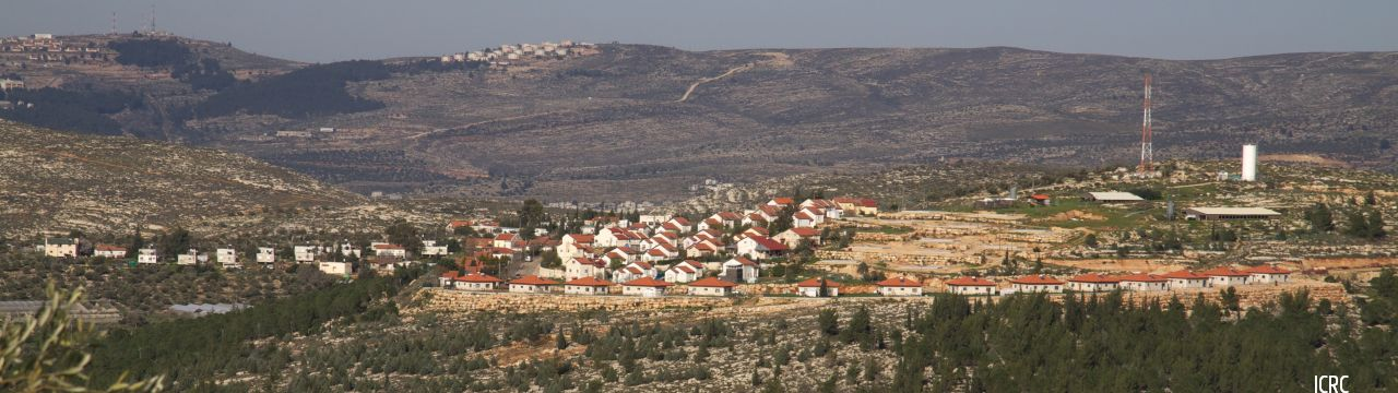 Conflict in Israel Palestine Israeli Settlements in the West Bank
