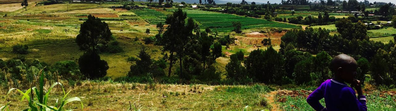 Right to Food Field Work in Kenya