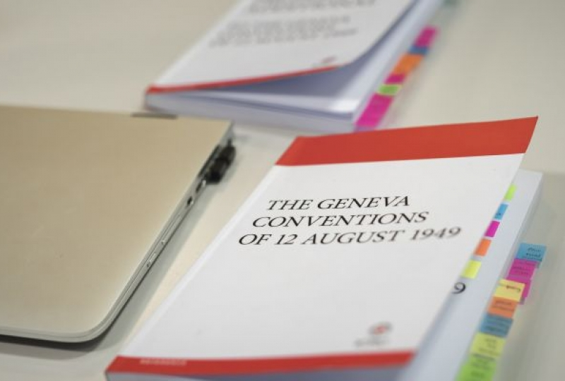 Book of the 1949 Geneva Conventions