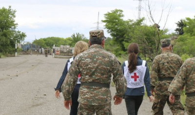 Following its mandate under the Geneva Conventions, the ICRC facilitates the repatriation of a civilian internee to his country