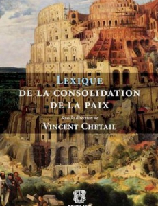 Cover of the book Lexique de la consolidation de la paix