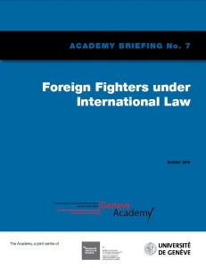 protecting human rights while countering terrorism Protecting human rights while countering terrorism a decade after 9/11 christina szurlej the ehrr aims to provide an open-access international, multidisciplinary.