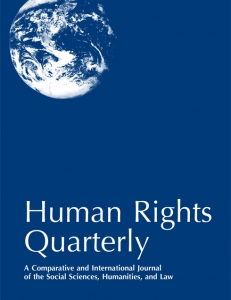 Cover of Human rights and the use of autonomous weapons systems (AWS) during domestic law enforcement