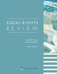 Cover of International Human Rights Law and Intersectional Discrimination