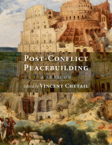Cover of the book Post-Conflict Peacebuilding A Lexicon