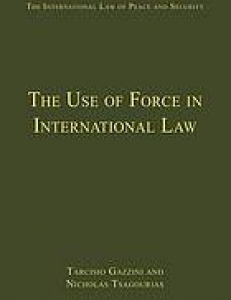Cover of the book The Use of Force in International Law