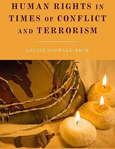 Cover of Human Rights in Times of Conflict and Terrorism