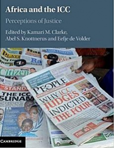 Cover of Africa and the ICC: Perceptions of Justice