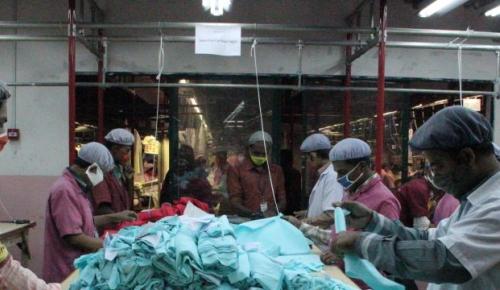 NYU Stern BHR Knitwear Factory in Mymensingh