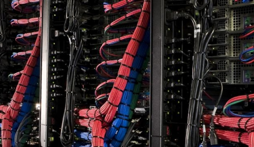 Inside an IBM Cloud Data Center