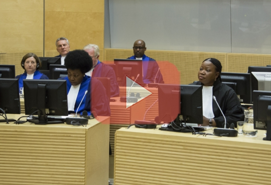 IHL Talks - Where Do We Go From Here? The International Criminal Court 20 Years After Rome
